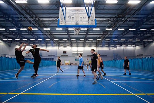 11Plymouth Basketball League
